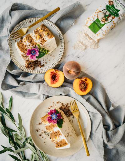 Rychlý zdravý dort