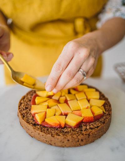 zdravý dort