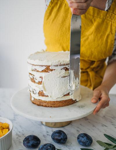 Krém na dort z mascarpone