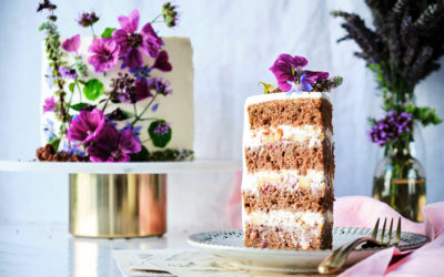 Zdravější úžasný dort