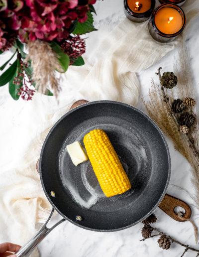 Mexická pouliční kukuřice